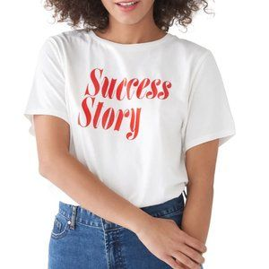 NWT Ban.do Success Story Graphic Tee S